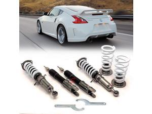 GODSPEED 09-14 370Z 08-13 INFINTI G37 COUPE MONO-RS COILOVER SUSPENSION DAMPERS