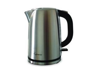 Capresso H2O Steel Stainless Water Kettle