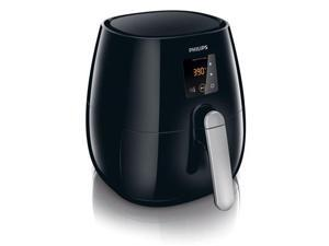 Philips Viva Digital AirFryer Oven - Black