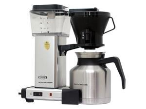 Technivorm Moccamaster KBTS-741 Coffee Brewer - Polished Silver