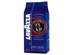 Lavazza Tierra! Fair Trade Espresso Beans 2.2 lb Bag