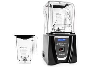 Blendtec Smoother Q-Series 15 amp Commercial Blender with WildSide Jars