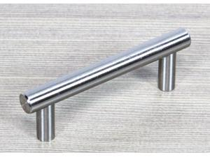 "4"" 100% Solid Stainless Steel Cabinet Bar Pull Handle"