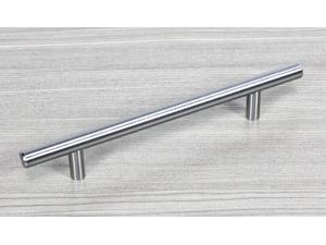 "8"" 100% Solid Stainless Steel Cabinet Bar Pull Handles"