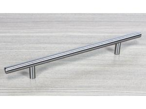 "12"" 100% Solid Stainless Steel Cabinet Bar Pull Handles"