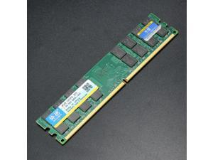 1pcs NEW XIEDE 4GB(1x4GB) DDR2 800Mhz PC2-6400 DIMM 240Pin For AMD CPU Desktop Memory RAM