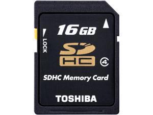 Toshiba OEM 16GB SDHC 16G SD Secure Digital Card Class 4