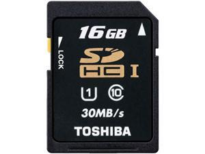 Toshiba OEM 16GB SDHC 16G SD Secure Digital Card UHS-I Class 10 30MB/s