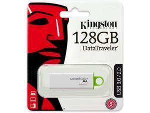 Kingston 128GB DataTraveler G4 128G 128 G USB 3.0 Flash Pen Thumb Drive DTIG4/128GB w/ STYLUS TOUCH SCREEN PEN