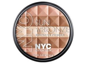 (3 Pack) NYC Sun N Bronze Bronzing Powder - Hamptons Radiance