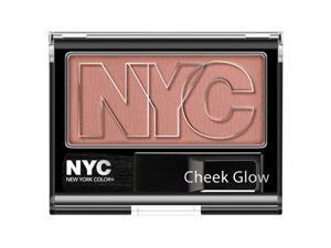 (6 Pack) NYC Cheek Glow Powder Blush - Riverside Rose