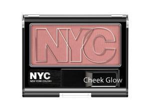 (6 Pack) NYC Cheek Glow Powder Blush - West Side Wine