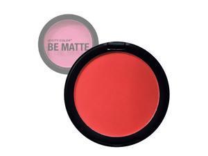(3 Pack) CITY COLOR Be Matte Blush - Blood Orange