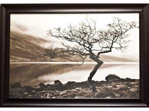 Laminate-loch etive painting