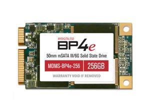 MyDigitalSSD 240GB 50mm BP4 Eco mSATA SSD SATA 6G - MDMS-BP4e-256