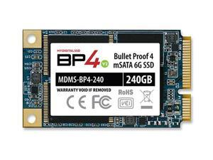 MyDigitalSSD 240GB (256GB) BP4 V2 50mm SATA III 6G mSATA SSD Solid State Drive - MDMS-BP4-240