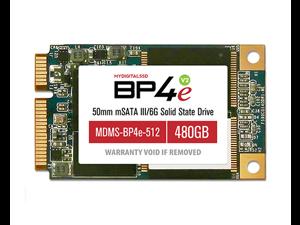 MyDigitalSSD 480GB (512GB) 50mm BP4 Eco V2 mSATA SSD SATA 6G - MDMS-BP4e-512