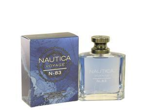 Nautica Voyage N-83 by Nautica Eau De Toilette Spray 3.4 oz