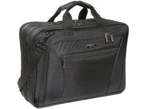 Kenneth Cole Briefcases - Every Port Of Me Top Zippered Laptop Case - Black