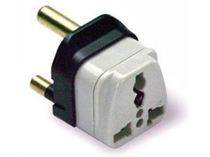 Lewis N Clark Grounded South Africa Adapter Plug