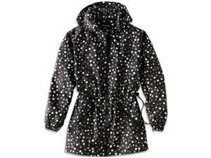 Shed Rain Packable Anorak Dots Small/medium