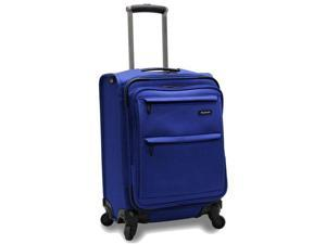 "Pathfinder Revl Plus 20"" International Expandable Spinner Carry On Blue"
