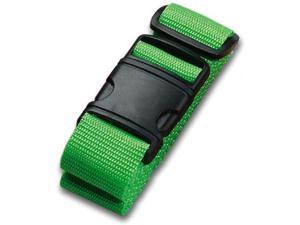 Lewis N Clark Luggage Belt Neon Green