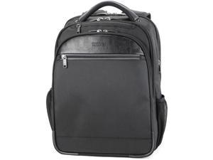 "Kenneth Cole Reaction Easy to Remember EZ Scan 15"" Laptop Backpack - Black"