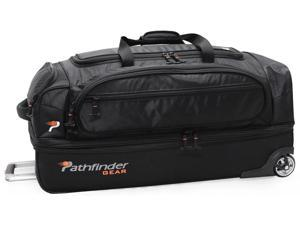 "Pathfinder Gear-Up 36"" Drop Bottom Duffel Black"