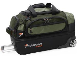 "Pathfinder Gear-Up 22"" Drop Bottom Duffel Olive"