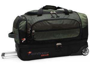 "Pathfinder Gear-Up 26"" Drop Bottom Duffel Olive"