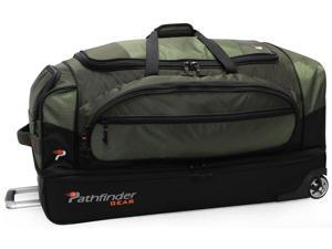 "Pathfinder Gear-Up 32"" Drop Bottom Duffel Olive"