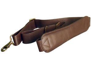 Winn Leather Shoulder Strap Brown