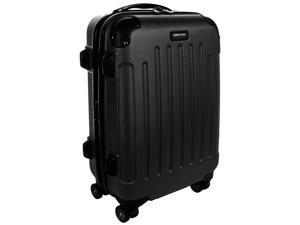 "Kenneth Cole Reaction Renegade Collection 20"" Expandable Spinner Upright - Black"