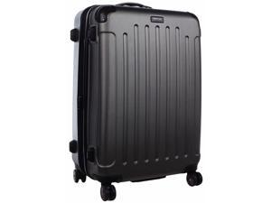 """Kenneth Cole Reaction Renegade Collection 28"""" Expandable Spinner Upright - Charcoal"""