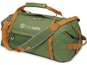 Pacsafe Duffelsafe AT45 Anti-Theft Carry On Adventure Duffel - Olive / Khaki