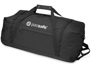 Pacsafe Duffelsafe AT120 Anti-Theft Wheeled Adventure Duffel - Black