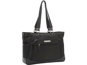 "Clark & Mayfield Sellwood Metro XL 17.3"" Laptop Tote - Black"