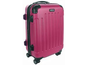 "Kenneth Cole Reaction Renegade Collection 20"" Expandable Spinner Upright - Magenta"