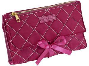 Lewis N Clark Belle Hop Jewelry Roll Pink