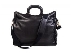 Bosca Tacconi Carry-All Tote Black