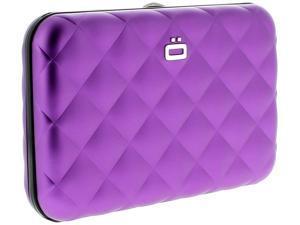 法國 OGON RFID智慧防盜錢包 (紫色)