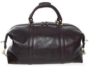 "Korchmar Lux Collection Twain 22"" Duffel - Coffee"