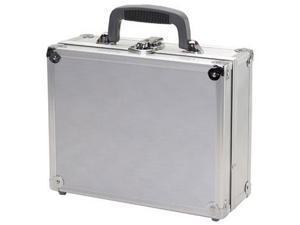 "TZ Case 12"" Aluminum Packaging Case Silver"