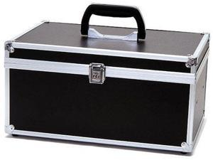 "TZ Case 14"" Beauty Case with Removable Tray Black"
