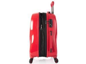 "Heys America Xcase 2G 21"" Carry On Spinner - Fashion Fuchsia"