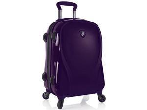 """Heys America Xcase 2G 21"""" Carry On Spinner - Ultra Violet"""