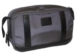 Dopp Commuter Double Zip Kit GRAPHITE              - Graphite