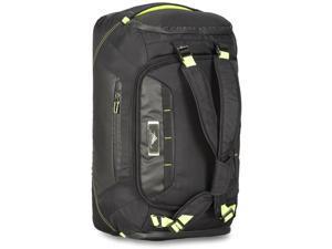 "High Sierra AT8 22"" Duffel Backpack BLACK/ZEST     - Black/zest"