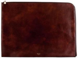 "Bosca Old Leather 16"" Envelope Dark Brown          - Dark Brown"